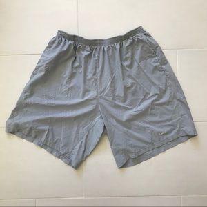 Nike Men's Dri-Fit shorts grey XXL
